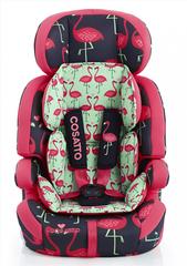 COSATTO - Autosedačka Zoomi Flamingo Fling sk.1,2,3, 2017