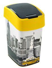 CURVER - Odpadkový kôš Flipbin 25l NEW YORK