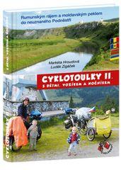 Cyklotoulky II. s dětmi, vozíkem a nočníkem - Markéta Hroudová, Luděk Zigáček