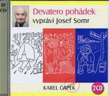 Devatero pohádek - KNP - 2CD - Karel Čapek