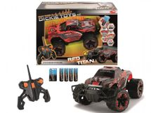 DICKIE TOYS - RC Red Titan 1:16 19238
