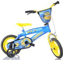 "DINO BIKES - Detský bicykel 12"" 125XLMIN Minions"