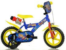 "DINO BIKES - Detský bicykel 123GLSIP 12"" Požiarnik Sam"