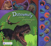 Dinosaury - zvuky pradávnych obrov