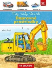 Dopravné prostriedky- môj malý slovník