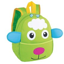 EASY - Batoh neoprenový - detský, ovečka zelený