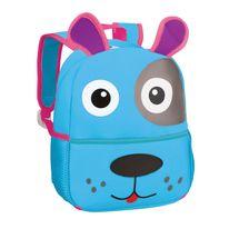 EASY - Batoh neoprenový - detský, psík modrý