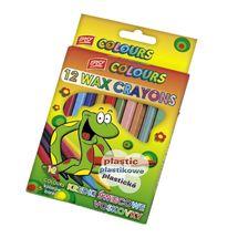 EASY - EasyColoursPlastissimo VOSKOVKY 12 Ks - mix farieb