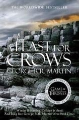 Feast of Crows - George R. R. Martin