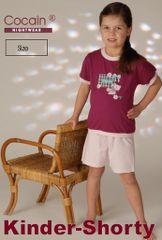 FELBERS - Detské pyžamko violet