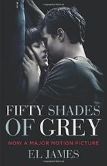 Fifty Shades of Grey Film Tie - E L James