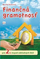 Finančná gramotnosť pre 2. stupeň základných škôl - Reiterová Monika