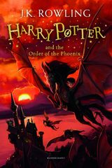 Harry Potter and the Order of the Phoenix - J. K. Rowling