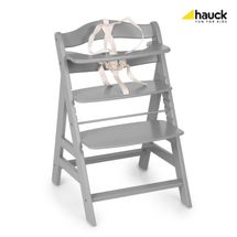 HAUCK - Stolička na kŕmenie Alpha +  - White 2018
