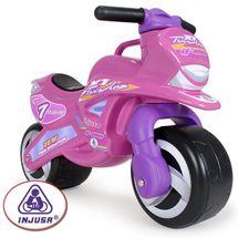 INJUSA - Odrážadlo Moto Thundra girl