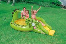 INTEX - bazénové hracie centrum Krokodíl