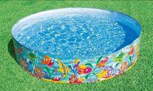 INTEX - detský bazén Rybky 56452