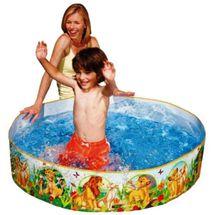 INTEX - detský bazén samonosný Lion King