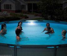 INTEX - magnetické led bočné svetlo do bazéna 28688