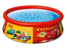 INTEX - nafukovací bazén 183x51 cm 28104 Cars