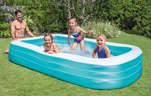 INTEX - nafukovací bazén Family