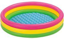 INTEX - nafukovací detský bazénik trojfarebný malý