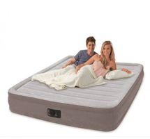 INTEX - nafukovacia posteľ 67768 Comfort Full s integrovanou elektrickou pumpou