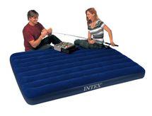 INTEX - nafukovacia posteľ 68759 Classic Downy Queen