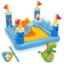 INTEX - nafukovacie bazénové hracie centrum Hrad 57138