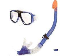 INTEX - potápačská súprava tyrkysová