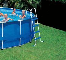 INTEX - Rebrík do bazéna 28062