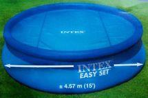 INTEX - solárna plachta okrúhla na bazén s priemerom 457 cm 29023