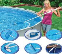 INTEX - súprava na čistenie bazénov Deluxe 28003