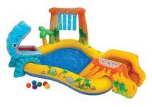 INTEX - vodné centrum Dinosaurus