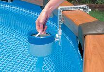 INTEX - zberač nečistôt z hladiny Skimmer 28000