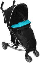 IVEMA BABY - Nánožník Golf - tyrkysový