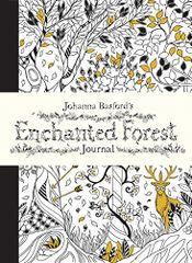 Johanna Basfords Enchanted Forest Journal - Johanna Basford