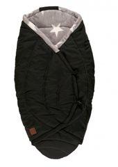 KAISER - Zavinovací fusak Coo Coon Starprint - black
