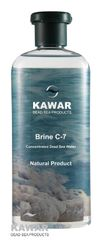 KAWAR - Brine C-7 koncentrovaná voda z Mŕtveho mora 400ml
