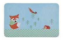 LÄSSIG - Detské prestieranie Breakfast Boards - Little tree fox