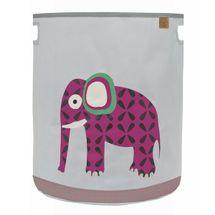 LÄSSIG - kôš na hračky, Toy Basket Wildlife elephant