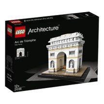 LEGO - Architecture 21036 Víťazný oblúk