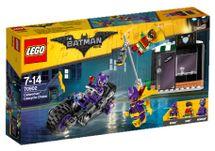 LEGO - Batman Movie 70902 Catwoman a naháňačka na Catcycle