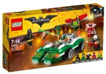 LEGO - Batman Movie 70903 Hádankár a jeho vozidlo Riddle Racer