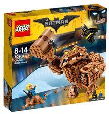 LEGO - Batman Movie 70904 Clayfaceov bahnitý útok