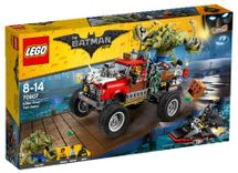 LEGO - Batman Movie 70907 Killer Crocov Tail-Gator