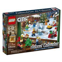 LEGO - City 60155 Adventný kalendár 2017