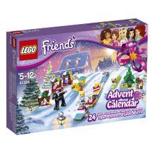 LEGO - Friends 41326 Adventný kalendár 2017