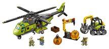 LEGO - Sopka - zásobovacia helikoptéra