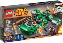 LEGO - Star Wars 75091 Flash Speeder